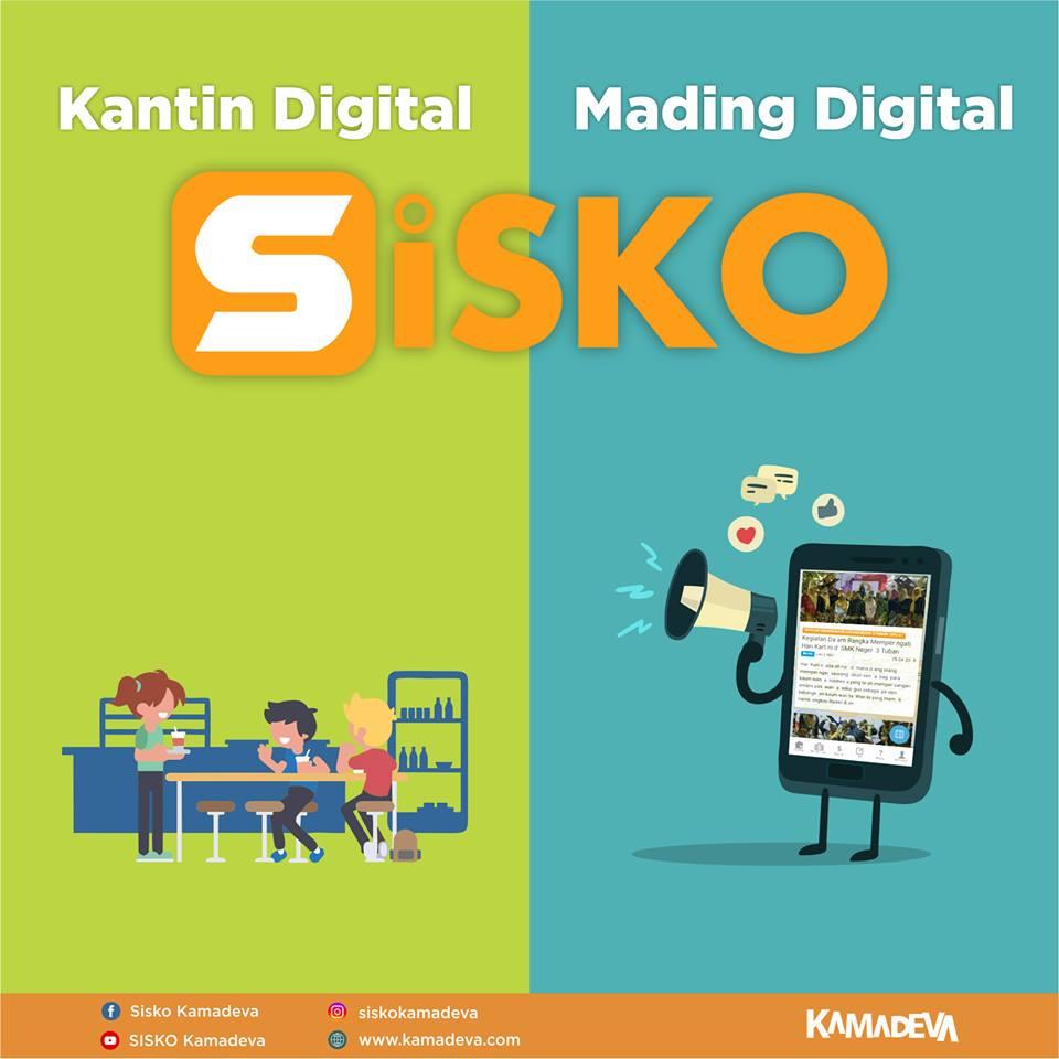 Kantin Digital Dan Mading Online Untuk Sekolah Sistem Informasi